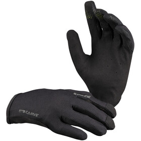IXS Carve Gloves Black